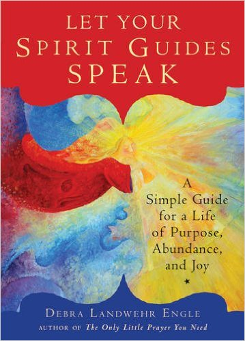 Let Your Spirit Guides Speak cover copy