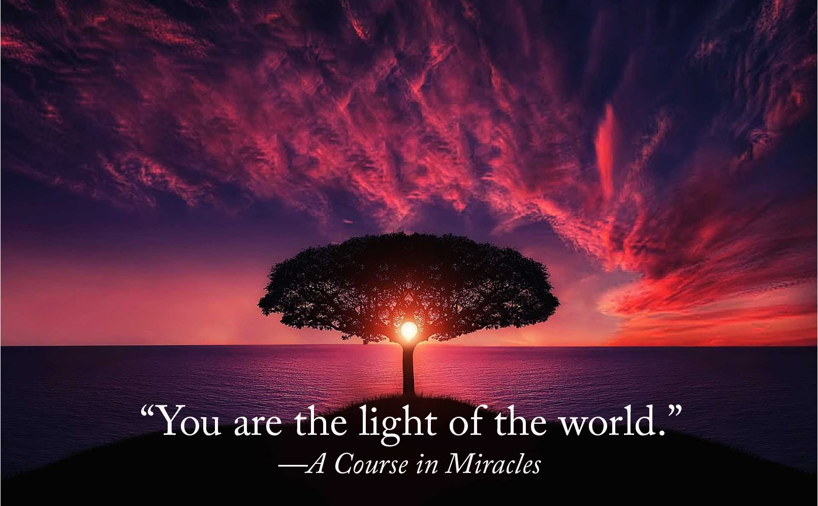 You are the light of the World 2